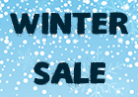 Winter Sale Toppers