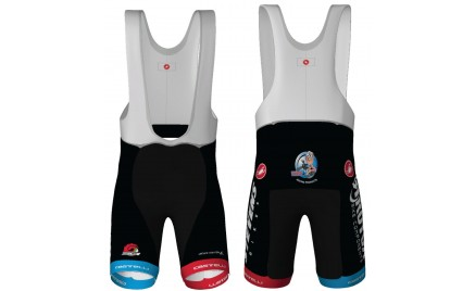 Castelli Volo Bibshort Team Bakker Racing