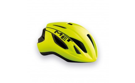 Met Strale Helm Safety Yellow Black