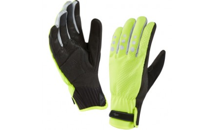 Sealskinz All Weather Cycle Glove Hi-Vis Yellow