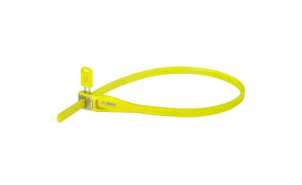 Hiplok Z-Lock Kabelslot Twin Pack Lime