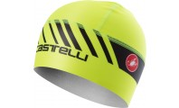Castelli Arrivo 3 Thermo Skully Yellow Fluo