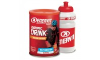 Enervit Isotonic Drink Orange 420 gram + Gratis bidon