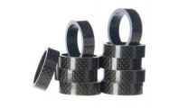 Balhoofd Spacer Vul Ring 10mm Carbon