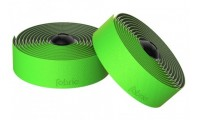 Fabric Knurl Silicon Bar Tape Green