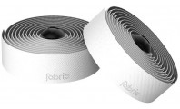 Fabric Knurl Silicon Bar Tape White