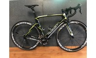 Occasion Wilier Cento 1 Air Fluo Ultegra 6800 Cosmic Carbon
