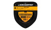 Jagwire 2 x Pro Shift Kit Black