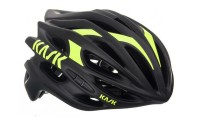 Kask Mojito Matte Black Yellow Fluo