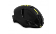 Kask Utopia Black Yellow Fluo