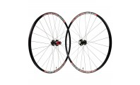 Notubes ZTR Iron Cross Team Hubs Wielset