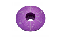 Supacaz Starcapz Purple